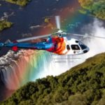 Helicopter Flight Victoria Falls