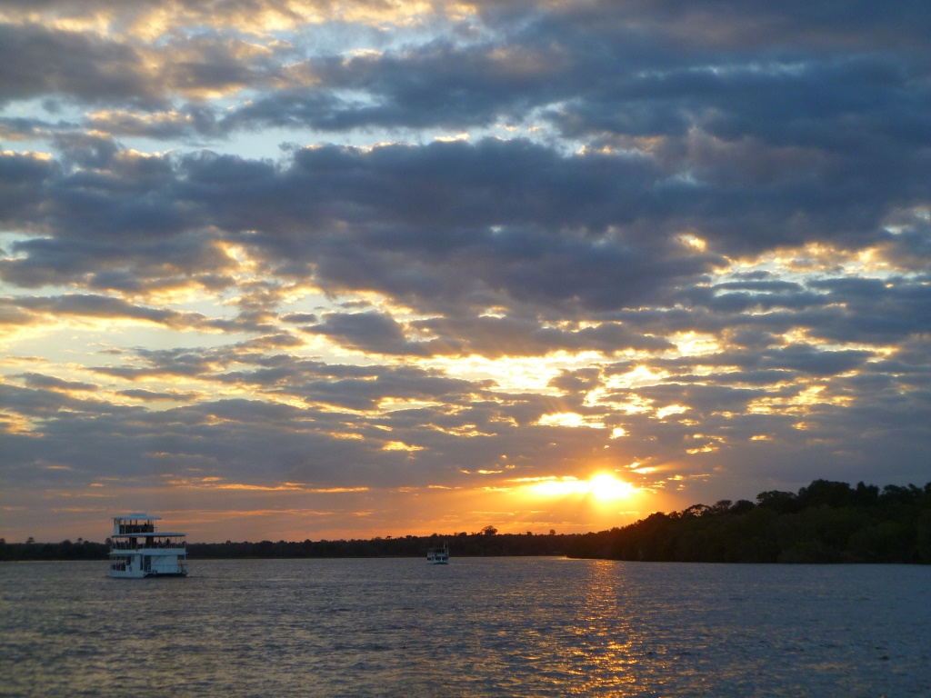Zambezi Sunset Livingstone