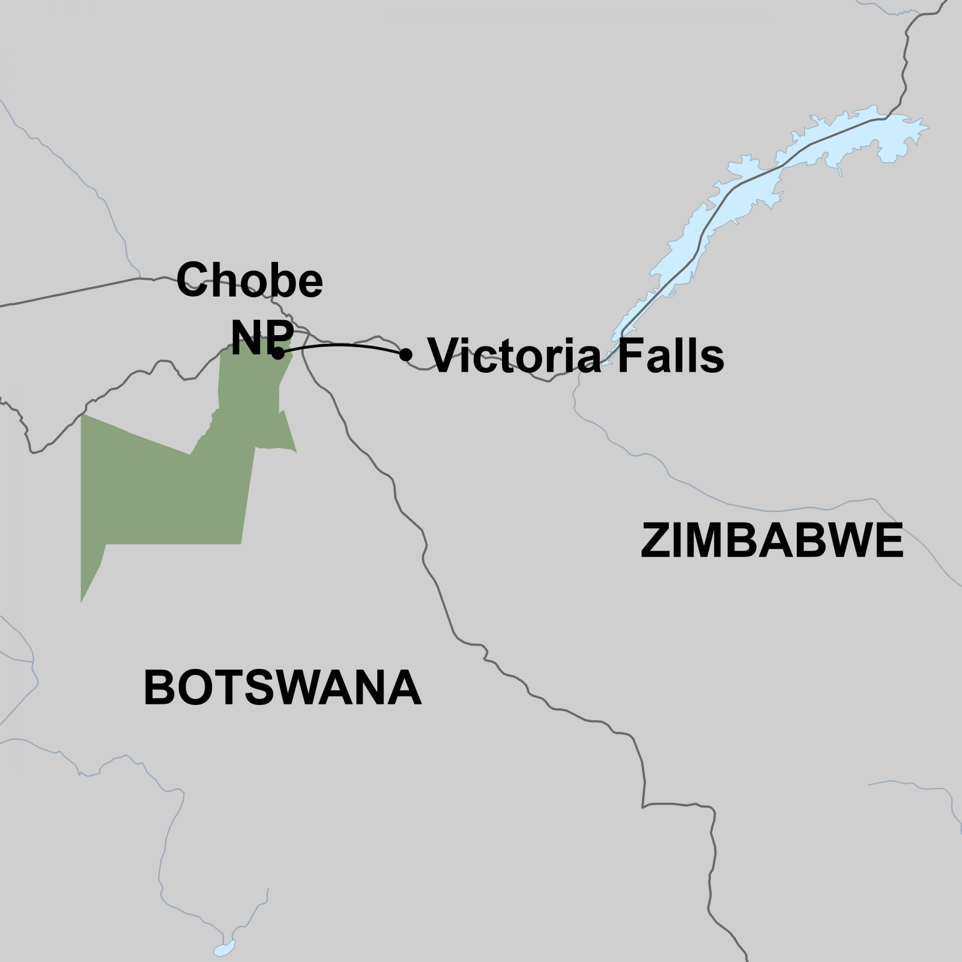Vic Falls and Chobe Package
