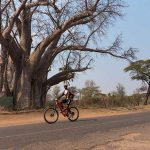Bicycle Tour Victoria Falls